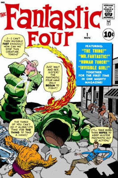 Fantastic Four Vol.1 - Stan Lee