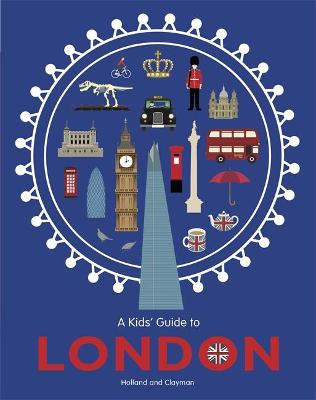 An Infographic Guide to London - Simon Holland