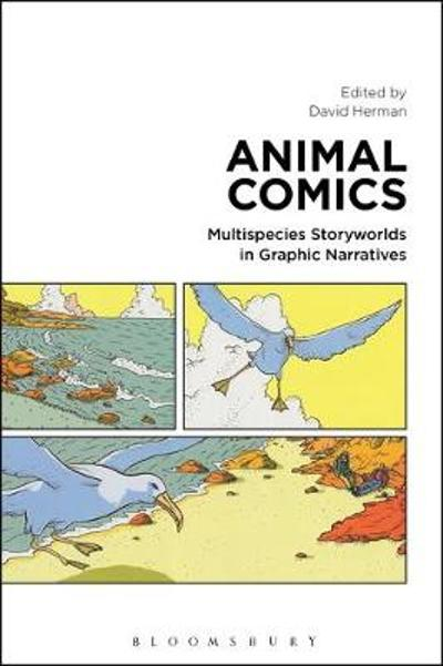 Animal Comics - David Herman