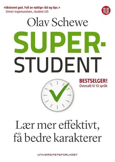 Superstudent - Olav Schewe