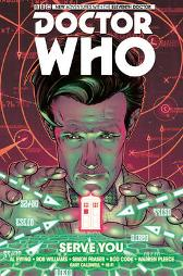 Doctor Who - Al Ewing Simon Fraser