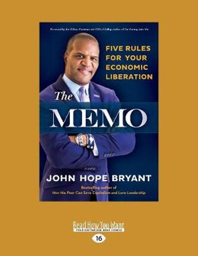 The Memo - John Hope Bryant
