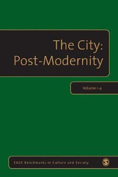 The City: Post-Modernity - Dr. Alan Latham
