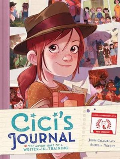 Cici's Journal - Joris Chamblain