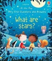 Lift-the-flap Very First Questions and Answers What are stars? - Katie Daynes Marta Alvarez Miguens