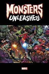 Monsters Unleashed - Cullen Bunn Lenil Francis Yu Salvador Larroca