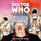 Doctor Who: The Ambassadors of Death - Terrance Dicks Geoffrey Beevers