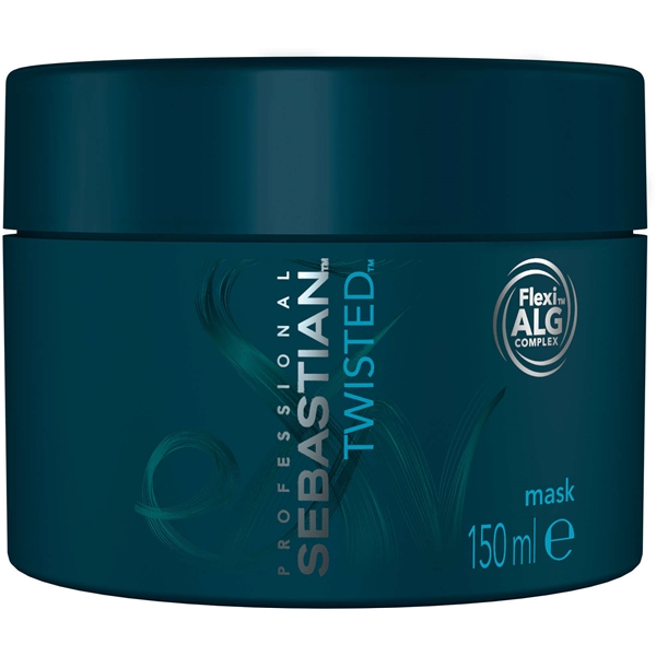 Twisted Elastic Treatment - Curl Mask - Sebastian