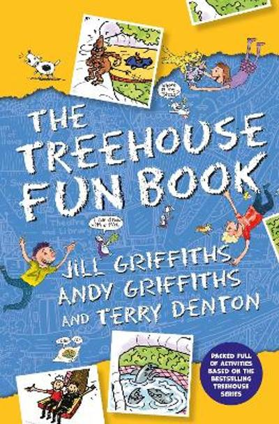 The Treehouse Fun Book - Andy Griffiths