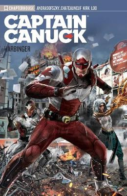 Captain Canuck Vol 03 - Kalman Andrasofszky