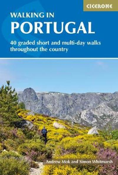 Walking in Portugal - Simon Whitmarsh