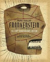 Classics Reimagined, Frankenstein - Mary Shelley  David Plunkert