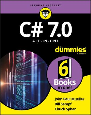 C# 7.0 All-in-One For Dummies - Mueller