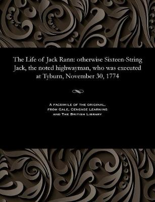 The Life of Jack Rann - Various