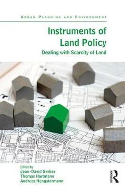 Instruments of Land Policy - Jean-David Gerber