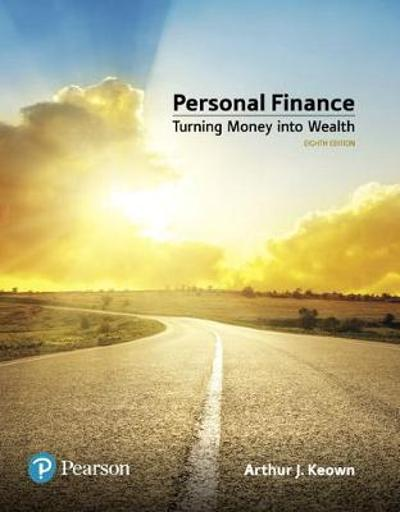 Personal Finance - Arthur J. Keown
