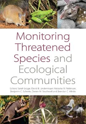 Monitoring Threatened Species and Ecological Communities - Sarah Legge