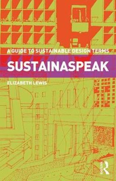 Sustainaspeak - Elizabeth Lewis