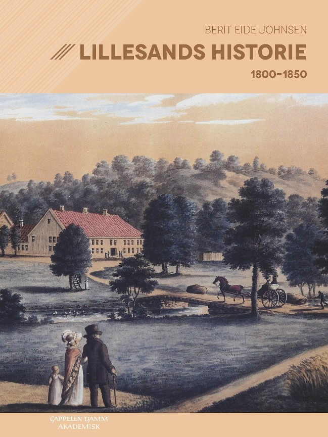 Lillesands historie - Berit Eide Johnsen
