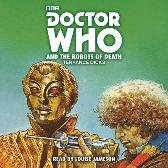 Doctor Who and the Robots of Death - Terrance Dicks Louise Jameson