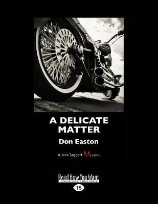 A Delicate Matter - Don Easton