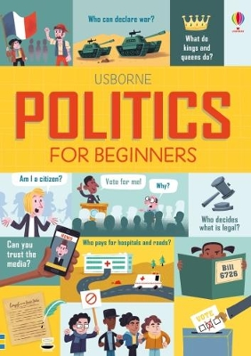 Politics for Beginners - Alex Frith