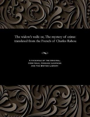 The Widow's Walk - Charles Rabou