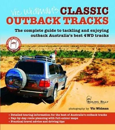 Vic Widmans Classic Outback 4WD Tracks - Vic Widman
