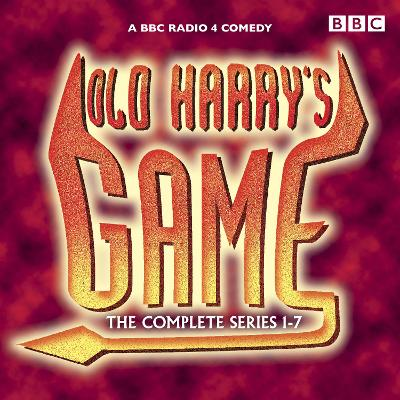 Old Harry's Game - The Complete Series 1-7 - Andy Hamilton