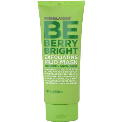 Be Berry Bright Exfoliating Mud Mask - Formula 10.0.6