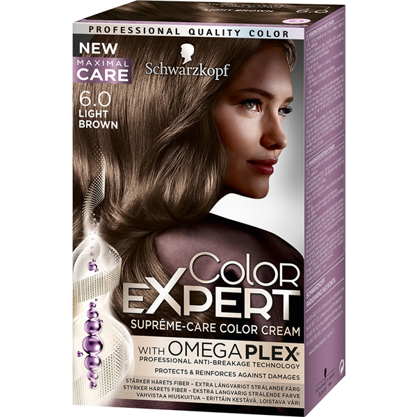 Color Expert - Supreme Care Color Cream - Schwarzkopf
