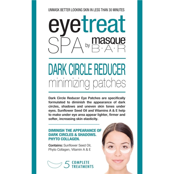 Dark Circle Reducer Eye Patches - Masque Bar