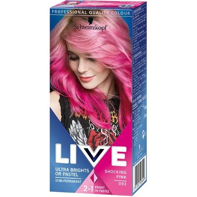 Live Color XXL HD Ultra Brights - Schwarzkopf