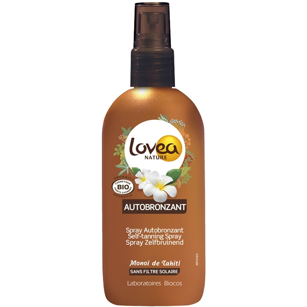 BIO Sun Self Tanning Spray - Lovea