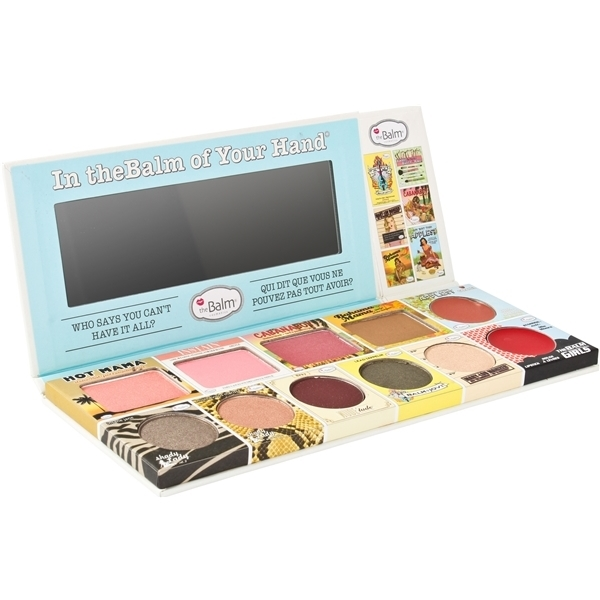 In theBalm Of Your Hand - Face Palette - theBalm