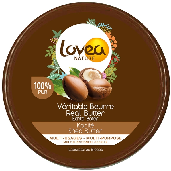 100% Natural Real Shea Butter - Multipurpose - Lovea