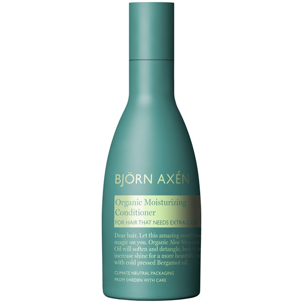 Organic Moisturizing Conditioner - Björn Axén