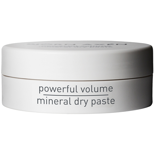 Powerful Volume Mineral Dry Paste - Björn Axén