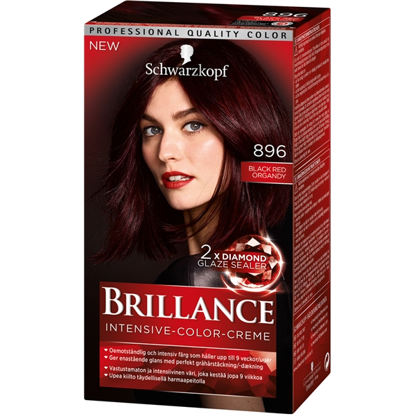 Brillance - Intensive Color Creme - Schwarzkopf