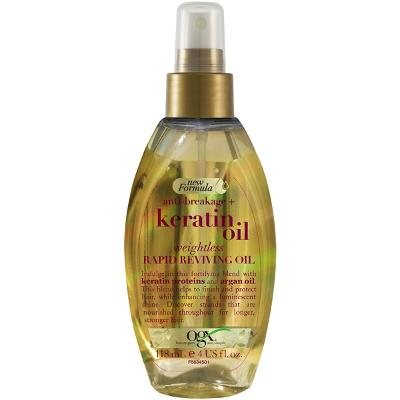Ogx Keratin Oil Weightless Rapid Reviving Oil - OGX
