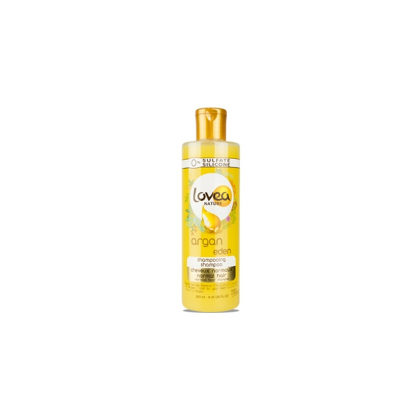 0% Argan Eden Shampoo - Normal Hair - Lovea