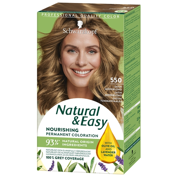 Natural & Easy - Schwarzkopf