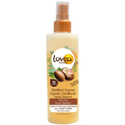 Instant Conditioner Shea Oil - All Hair Types - Lovea