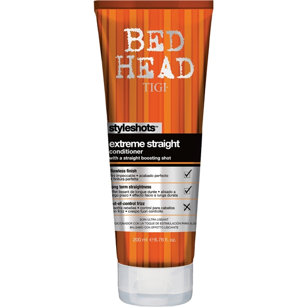 Bed Head Styleshots ExtremeStraight Conditioner - TIGI