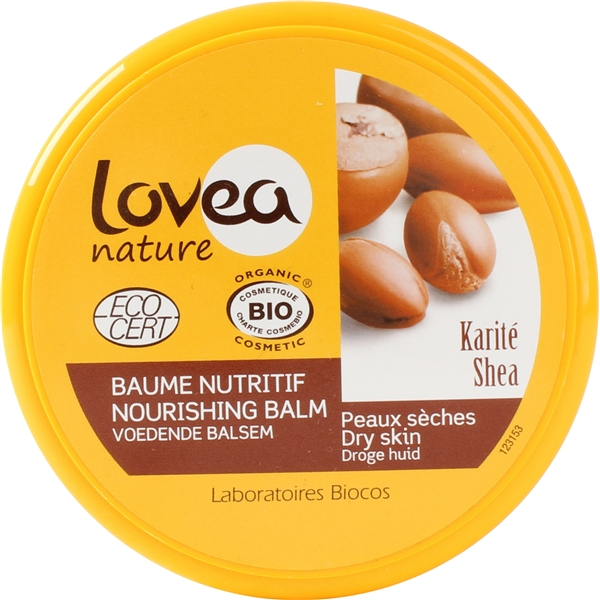 BIO Nourishing Balm - Shea Butter Very Dry Skin - Lovea