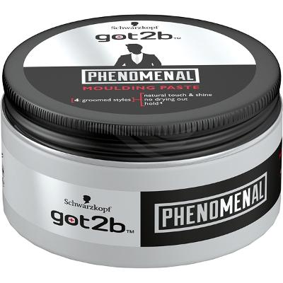 got2b Phenomenal Moulding Paste - Schwarzkopf