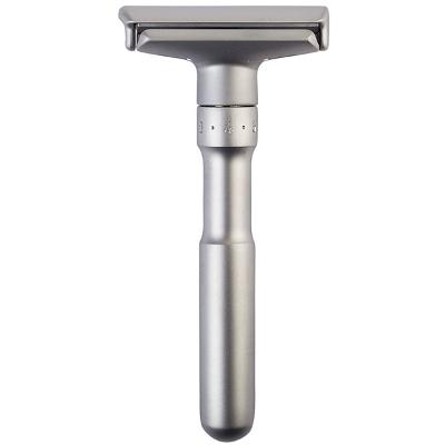 Safety Razor Futur 700 Brushed Steel - Merkur