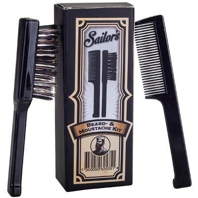 Beard & Moustache Kit - Sailor's