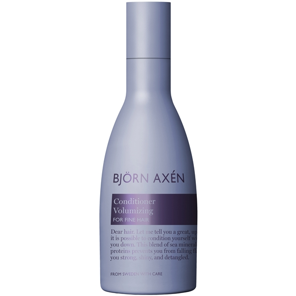 Volumizing Conditioner - Björn Axén