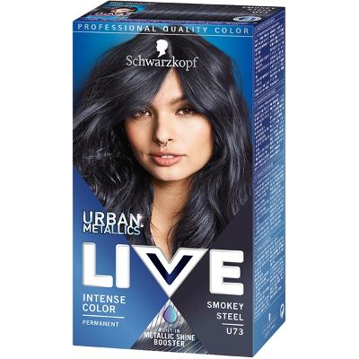 Live Intense Color Urban Metallics - Schwarzkopf